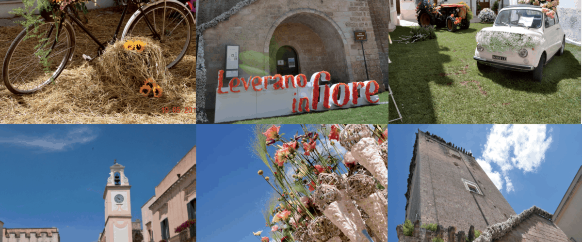 Leverano in Fiore is back for FoPD 2019!