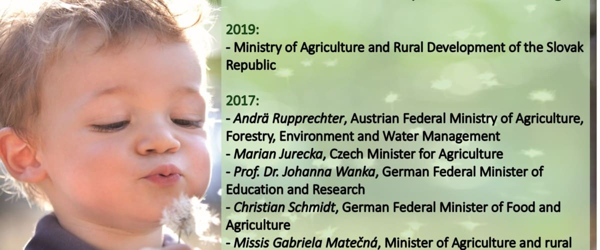 First FoPD 2019 patronage is in Slovakia!