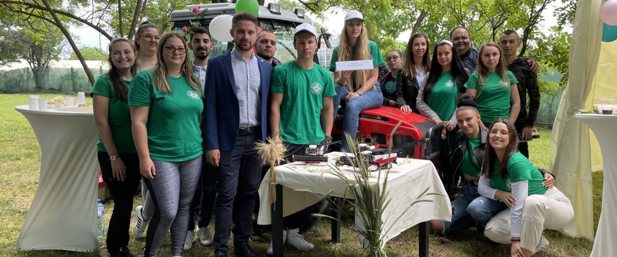International Fascination of Plants Day in Bulgaria!